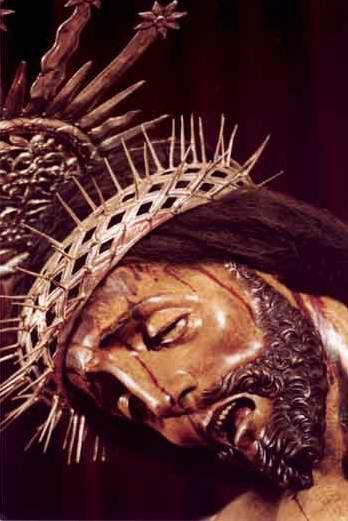 Santísimo Cristo de San Agustín.