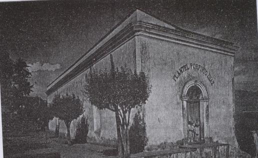 """(Otra imagen del exterior"""". Archivo Ollin Altepetl A.C.)"""