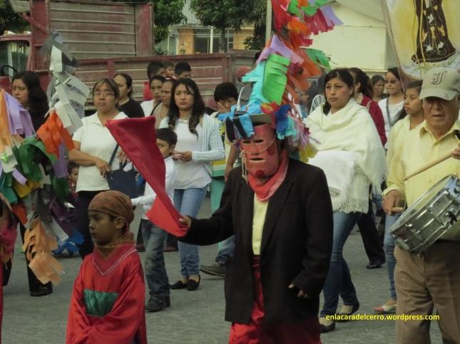 (Danzantes de Los Moros. Foto: M.S.)