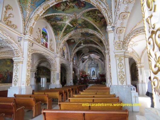 "(""Echarle cerrojo al Santuario y esperar..."". Foto: M.S.)"