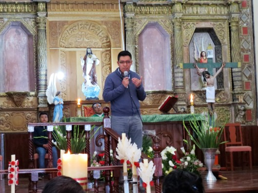 (Mi agradecimiento al padre Leopoldo Domínguez, párroco de Tepetlixpa. Foto: L.R.)